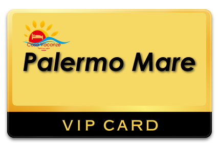 bed and breakfast palermo mare vip card